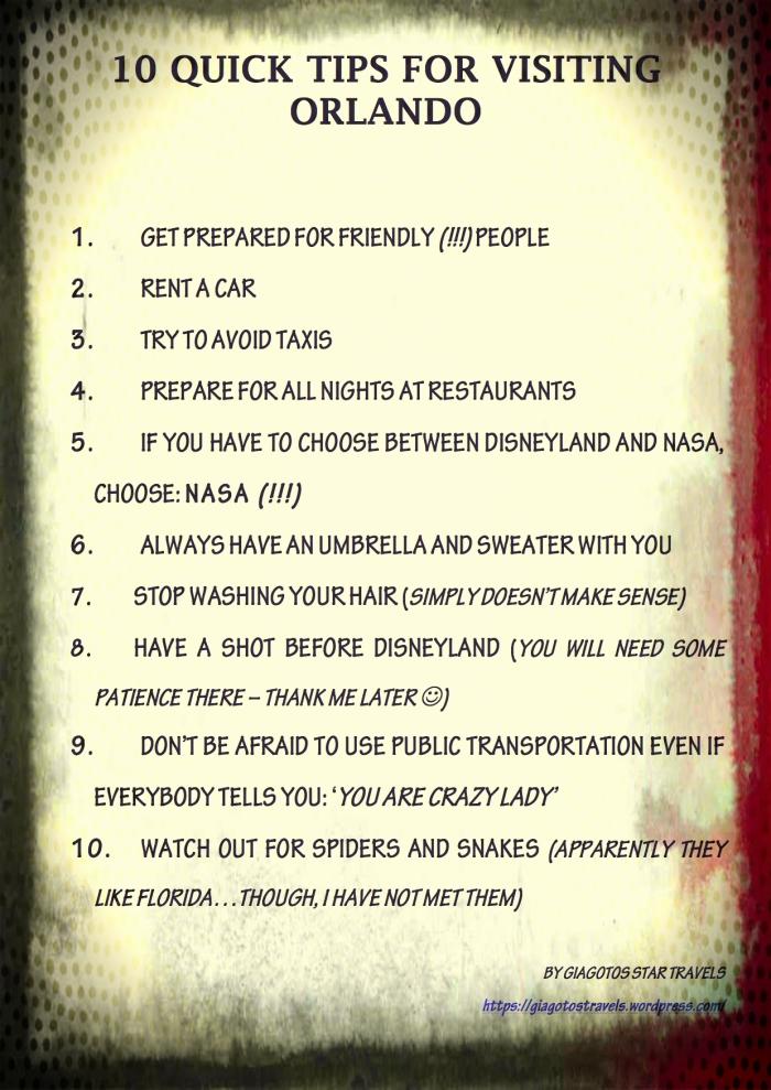 10 QUICK TIPS FOR VISITING ORLANDO másolata 3