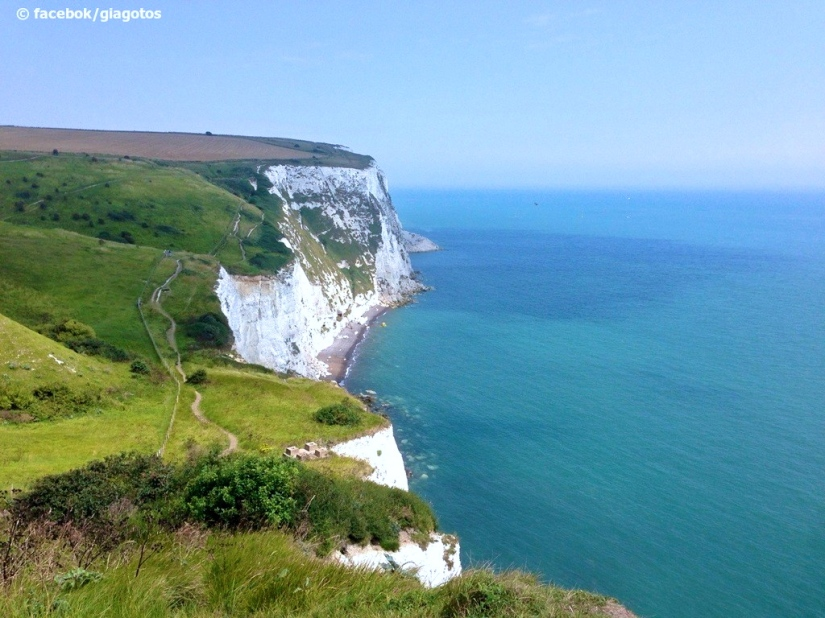 A Day Trip To Heaven: a Day Trip to Dover, UK