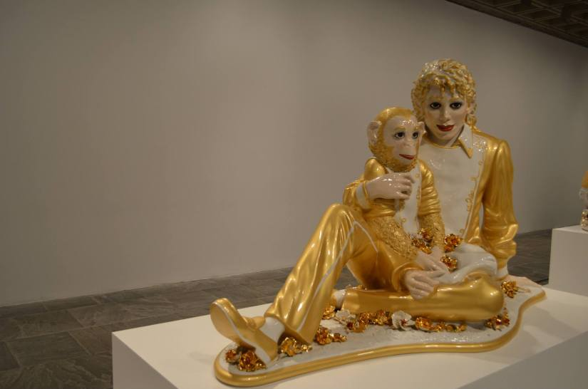Is Jeff Koons an artist? (photo journal from the Whitney)